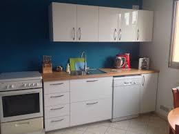 cuisine ikea abstrakt ma cuisine ikea abstrakt blanche plan de travail karlby en chêne