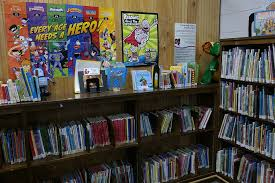 Children S Bookshelf Free Photo Library Books Children U0027s Library Free Image On