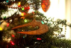 battlestar galactica cylon tree ornament