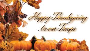 freedom alliance wishes a happy thanksgiving to our troops