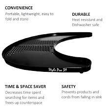 amazon com smart sink tray holder home u0026 kitchen