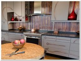 modern kitchen curtain ideas quartz red tile backsplash wall mount kitchen lighting red tile