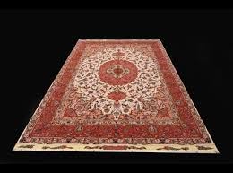 Signed Persian Rugs 9946 8 A Large Exquisite Signed Persian Tabriz Rug Gallery