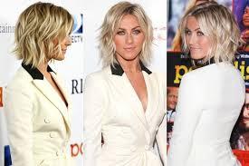 julie ann huff new haircut here s why julianne hough s wavy lob is the best haircut of 2013