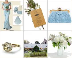 style guide from vogue country weddings