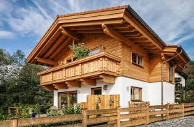 Holzhaus Kaufen Riegel Block Kombination Tiroler Holzhaus Riegel Blockhaus
