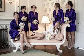 and bridesmaid robes bridesmaids gifts for the wedding day