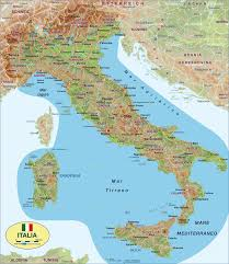 Palermo Italy Map by Map Of Italy Map In The Atlas Of The World World Atlas