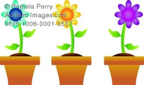 potted flowers potted flowers clipart images and stock photos acclaim images