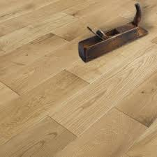 saddell oak rustic 150mm lacquered solid wood floor