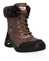 ugg adirondack boot ii 1906 s boots ugg australia womens adirondack boot ii obsidian 5446 8 ebay
