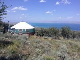 planning ahead for weather rainier yurts