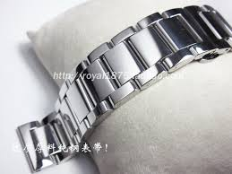 omega link bracelet images Buffing upscale man 20mm 22mm18mm watch band solid stainless steel jpg