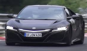 new honda sports car 2016 acura nsx price specs review and photos