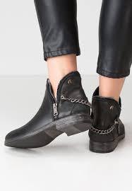 cheap leather biker boots replay sale replay pandy cowboy biker boots schwarz women