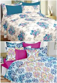 Best Bed Sheets Cotton Double Bedsheets Combo Offer Online Bedding Queen
