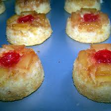 the growing foodie sassy sweets skinny pineapple upside down cake