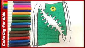 coloring pages for teens how to color shoe coloring page for