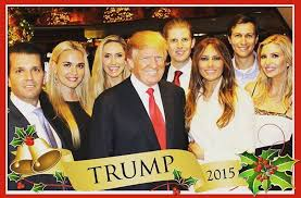 Donald Trump Family Pictures by Leisure News Trump Family Insram Photos