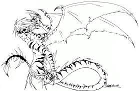 dragon boy line art by rossilyn on deviantart