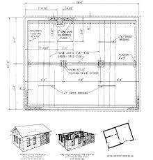 foundation floor plan figure 7 9 foundation plan