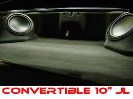 c6 corvette stereo upgrade subwoofer adventures c6 convertible page 2 corvetteforum