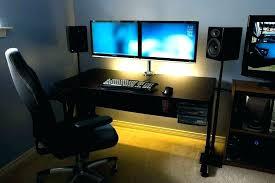 computer desk monitor lift computer desk for two monitors getrewind co