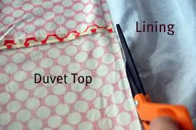 Duvet Cover Diy Make Your Own Duvet Cover It U0027s Really Not That Hard