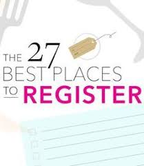 best stores for wedding registries best 25 places to register for wedding ideas on