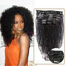 curly clip in hair extensions shipping black curly clip in human hair extensions