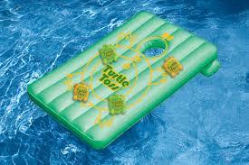 turtle toss swimming pool game
