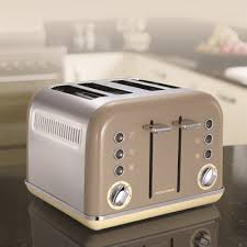 Morphy Richards Accent Toaster Red Richards Accents 4 Slice Toaster Barley