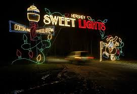 sweet lights hershey pa hershey sweet lights turns on the holiday spirit with over 600
