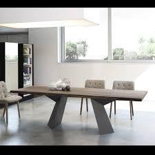 esstisch italienisches design bontempi fiandre esstisch in nussbaum massiv emporium mobili de