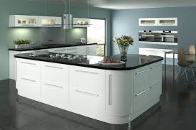 Shiny White Kitchen Cabinets Bespoke Fitted Kitchens A Dream Kitchen To Suit Everybody U0027s