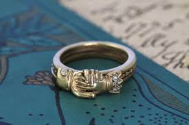 antique hand ring holder images Vintage jewelry etsy jpg