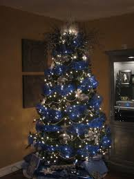 christmas tree decorating ideas blue and silver roselawnlutheran