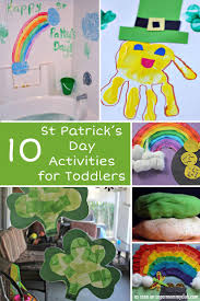 10 st patrick u0027s day activities for toddlers just bright ideas