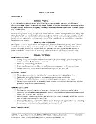 Manufacturing Engineering Manager Resume Resolve Customer Issues On Resume