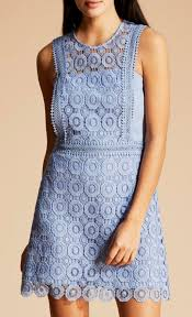 blue lace dress matalan is selling a 45 pale blue lace dress that is similar