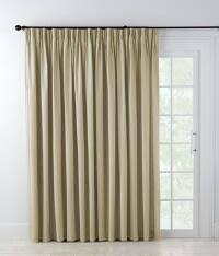 Insulated Patio Curtains Sliding Door Curtains U0026 Sliding Door Drapes Country Curtains
