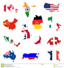 Flags Countries Geography How Can I Add Flags To Countries Shapes Mathematica