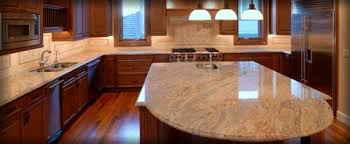 granite kitchen island fab granite and tile fredericksburg virginia granite countertops