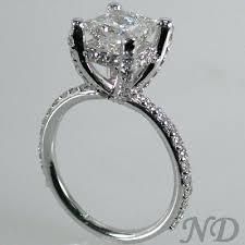 Huge Wedding Rings by High Settings For Diamond Rings Wedding Promise Diamond