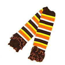 kirei sui baby thanksgiving leg warmers clothing