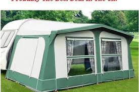 Caravan Awning Sizes Chart Full Awnings Awnings Norwich Camping