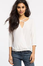 criss cross blouse s blouses criss cross blouse a gaci