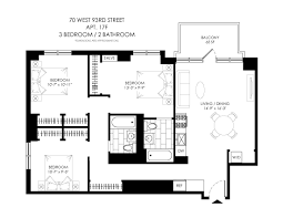 West 10 Apartments Floor Plans by No Fee Nyc Apartments Stellar Management Upper West Side 70 West