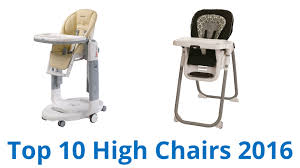 Evenflo Fold High Chair by 10 Best High Chairs 2016 Youtube