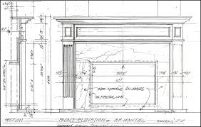 fireplace mantels designs plans newport mantels u0026 panel company